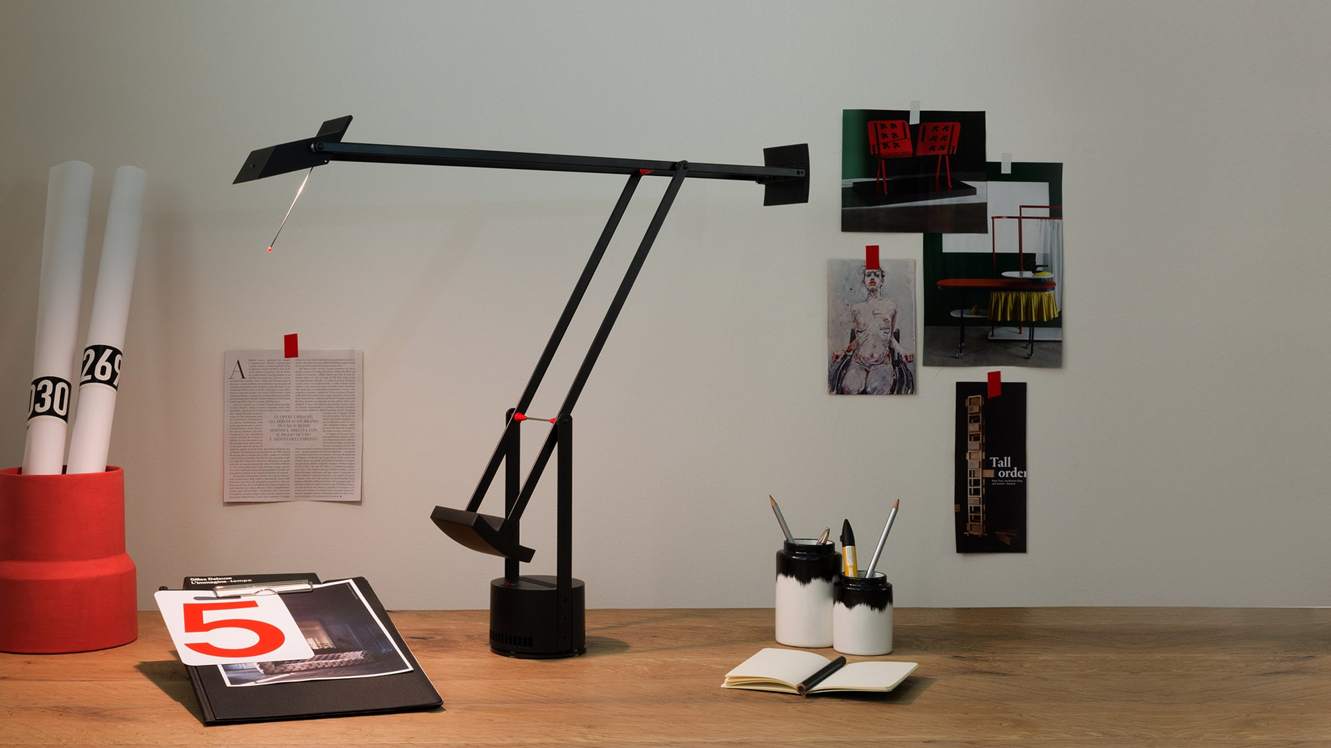Design lamps from Italy