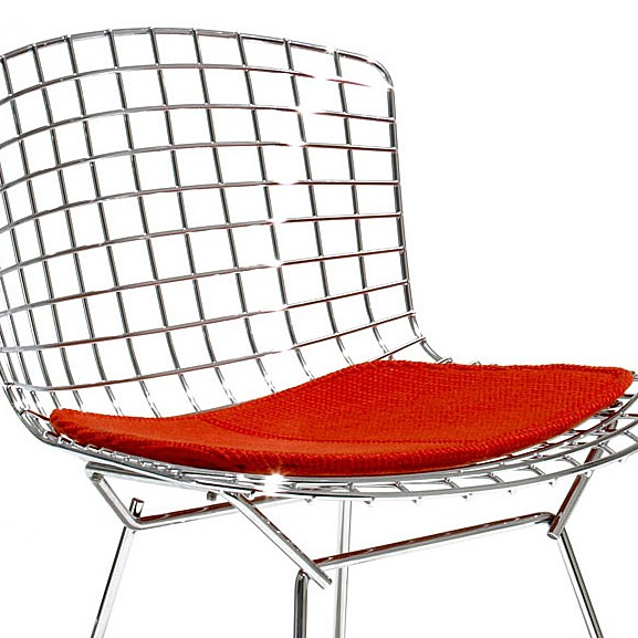 Seat cushion for Knoll Bertoia chair