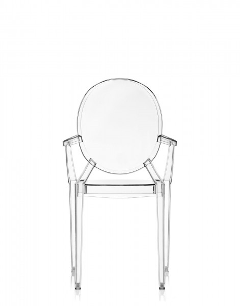 Louis Ghost Armchair by Philippe Starck