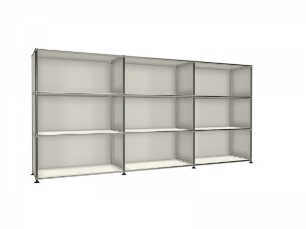 USM Haller shelf 225 x 35 x 109 cm