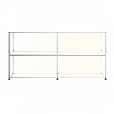 USM Haller Sideboard, open 2x2 compartments