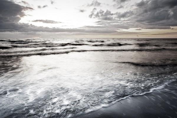 """Fine Art Print, motif """"Beach"""""""
