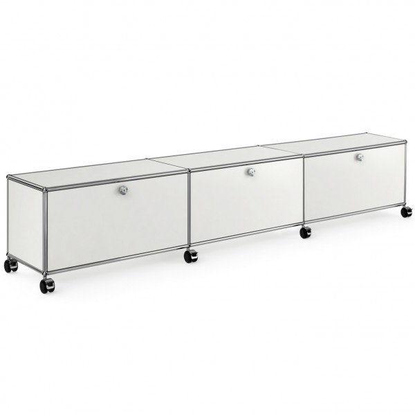 usm haller sideboard 3x1 tiers free configurable. Black Bedroom Furniture Sets. Home Design Ideas