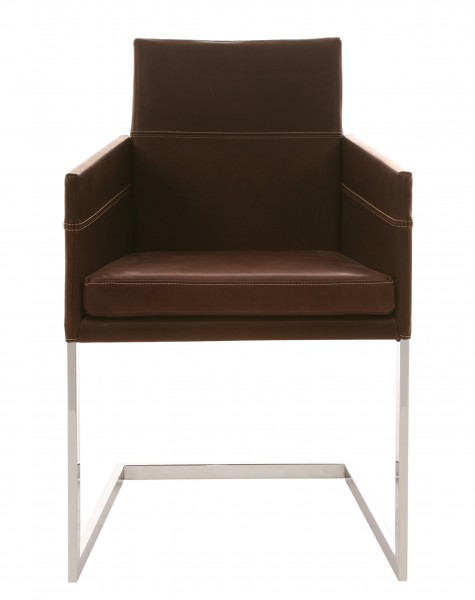 TEXAS Exclusiv Cantilever w Armrest Buffalo leather