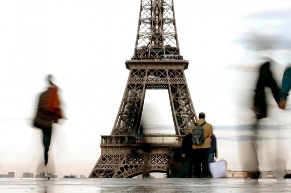 "Fine Art Print, motif ""Paris"""
