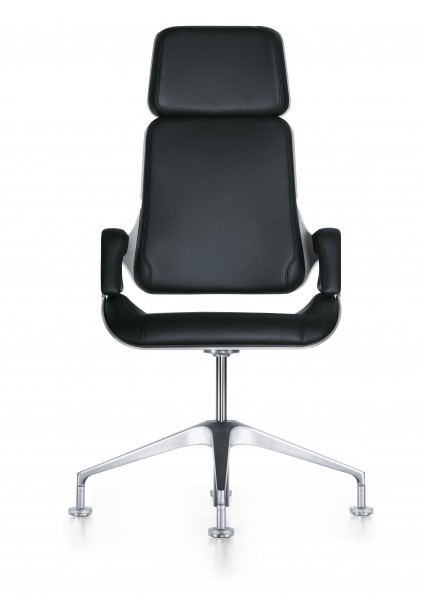 Interstuhl Silver 191S Conference chair, high backrest