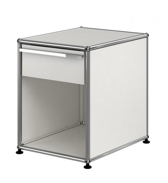 USM Haller side table with drawer