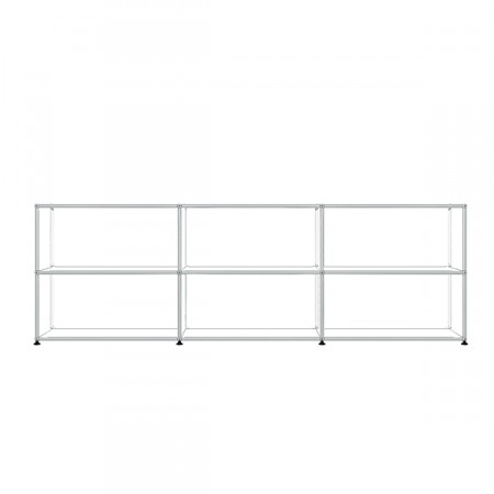 USM Haller Sideboard, open 3x2 compartments