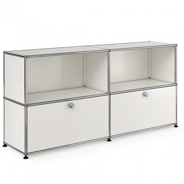 USM Haller sideboard 2x2 tiers, free configurable