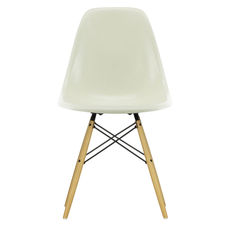 Vitra Fiberglass Chair DSW