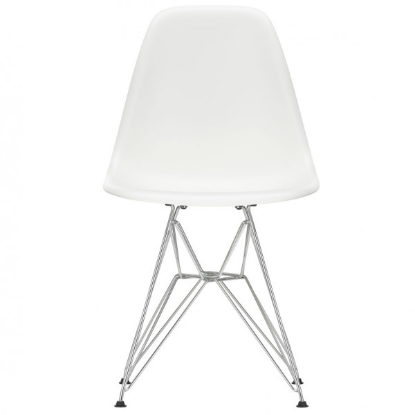 Vitra DSR with seat cushion Eames Plastic Side Chair