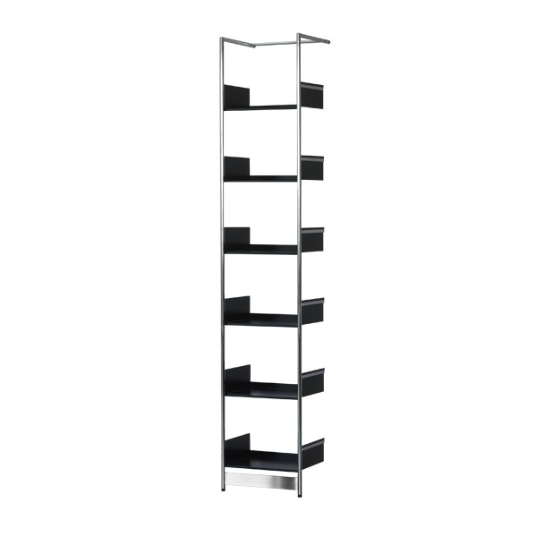 Leaning wall shelf Pool (André Zingg , 1996) by MOX