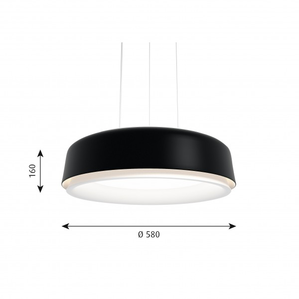 Louis Poulsen LP Grand pendant lamp
