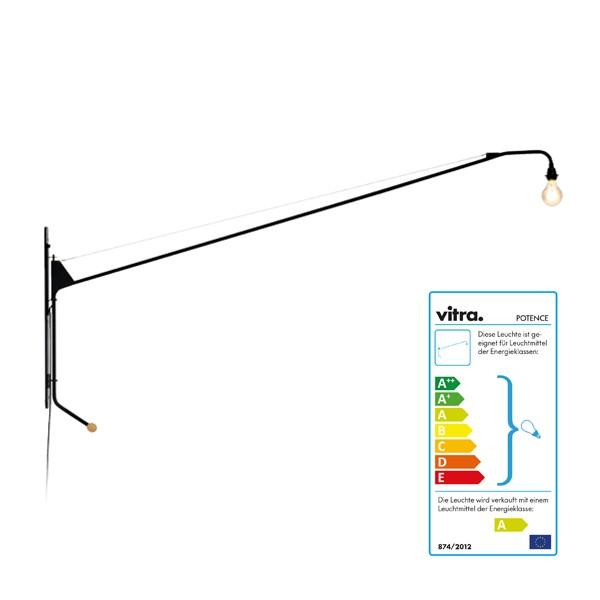 Potence wall lamp