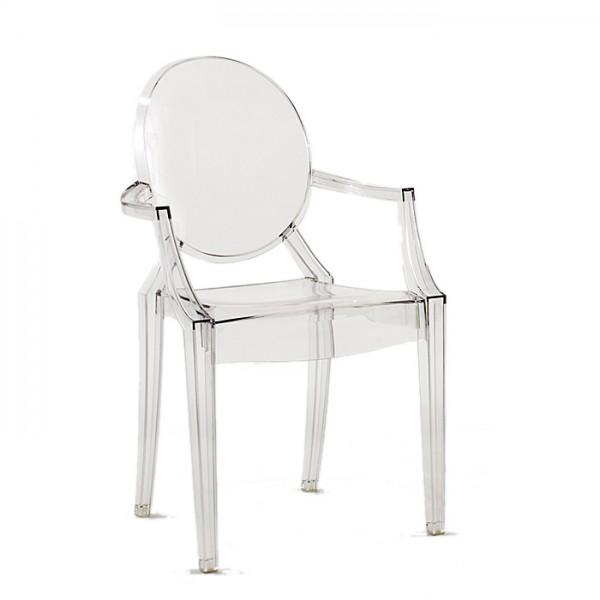 Lou Lou Ghost children chair