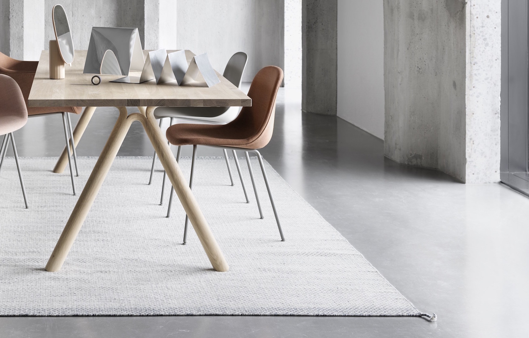Dining tables at pro office