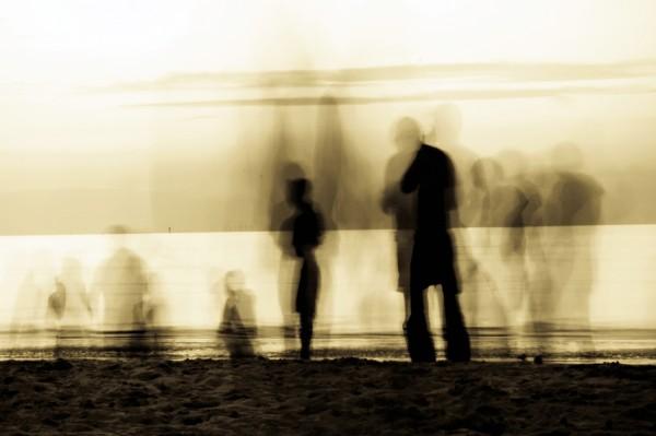 """Fine Art Print """"Beach-Walk"""""""