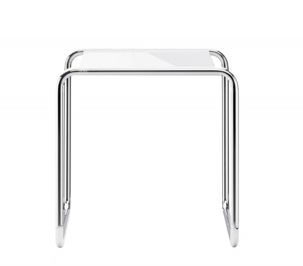 Thonet Side Table B9 glass
