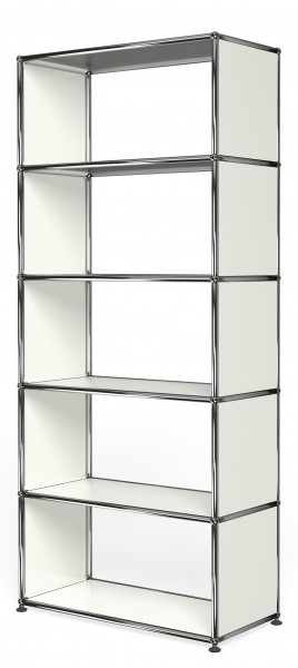 USM Haller shelf, open