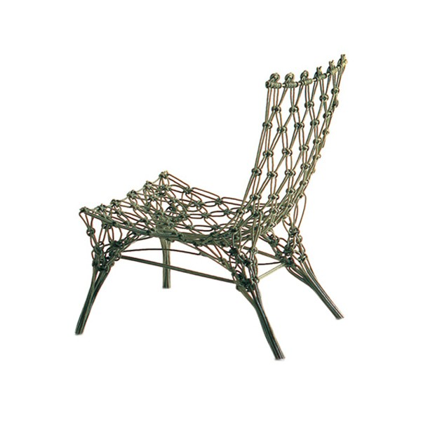 Vitra miniature of the Knotted Chair