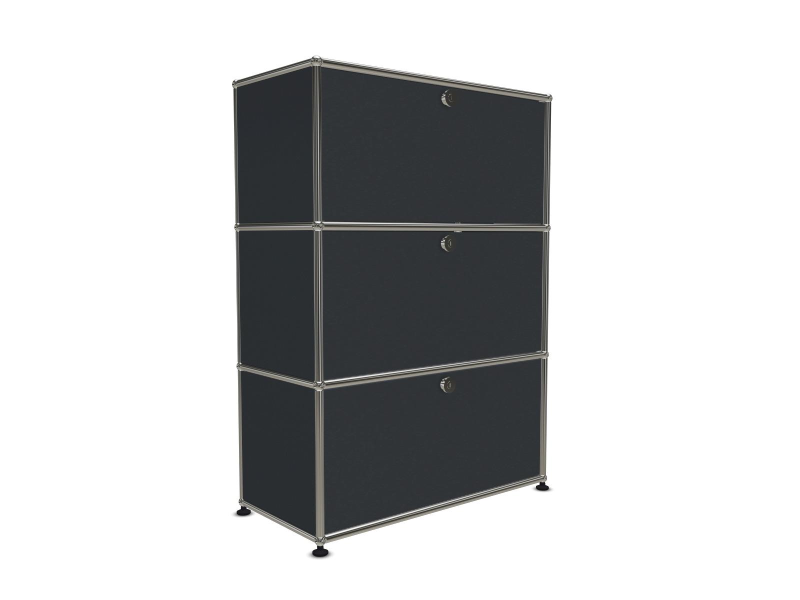 USM Haller shelf grey | pro office Shop