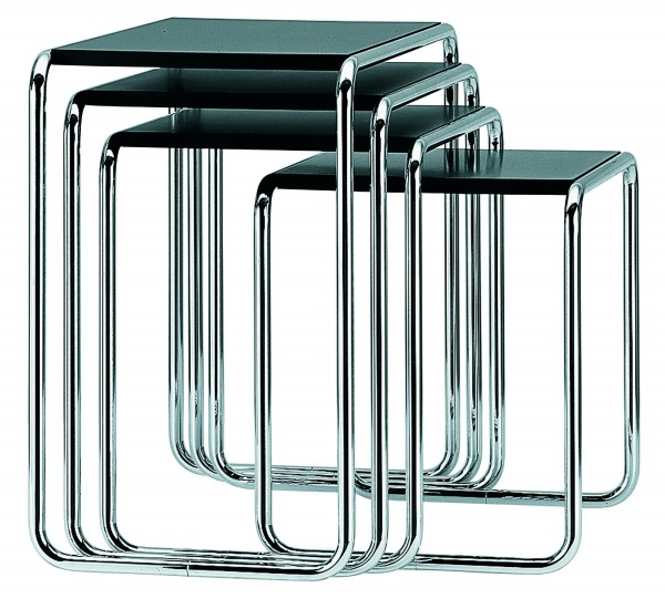 THONET set of side tables B 9