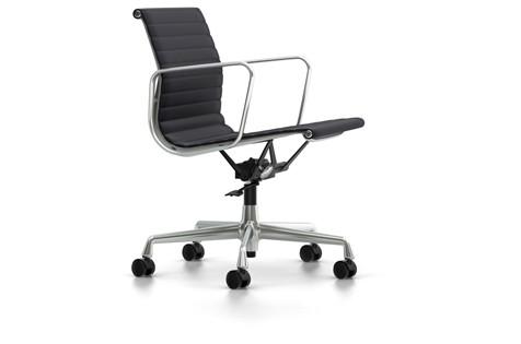 Vitra EA 117 Aluminium Chair in fabric