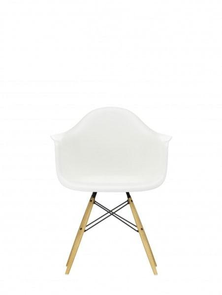 Vitra Daw Eames Plastic Armchair Pro Office