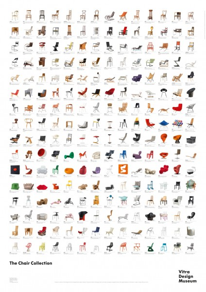 Vitra Product Poster