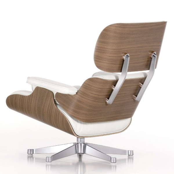 Vitra Eames Lounge Chair white