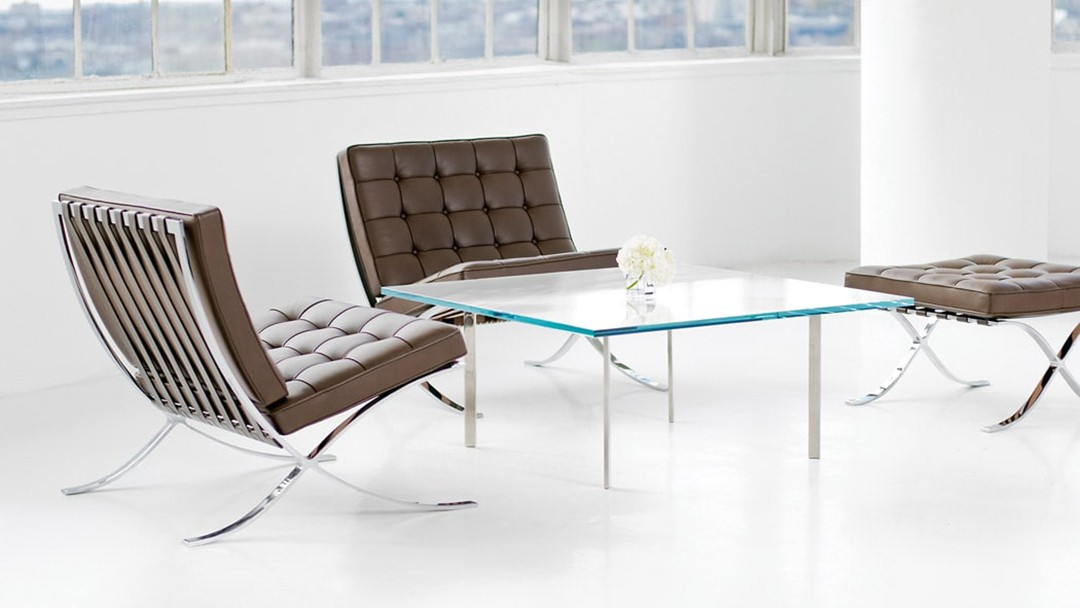 Furniture from the Bauhaus, design classics