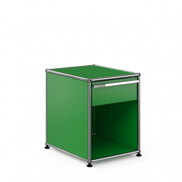 USM Haller bedside table with drawer, freely configurable