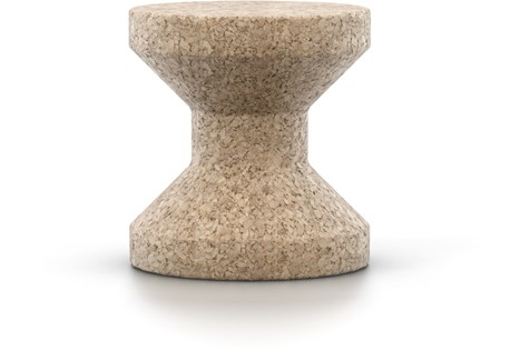 Hocker or low table: Cork Family