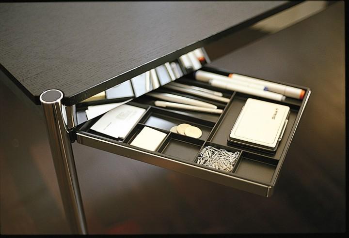 usm haller desktop pro office shop. Black Bedroom Furniture Sets. Home Design Ideas