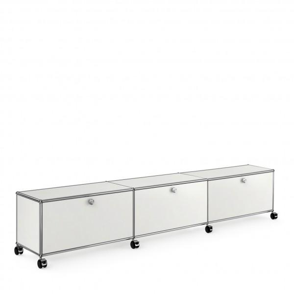 usm haller lowboard. Black Bedroom Furniture Sets. Home Design Ideas
